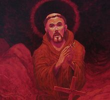 St Francis of Assisi by Cary McAulay