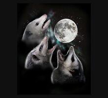 3 Opossum Moon Unisex T-Shirt