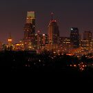 Philly Skyline by StudioEleven
