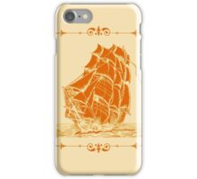 High Sails iPhone Case/Skin