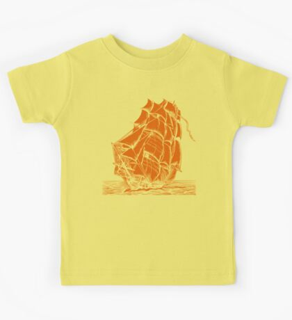 High Sails Kids Tee