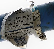 Wass[erbau] by Marjolein Katsma