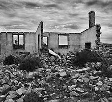 Silverton Ruin by Dulcie Dal Molin