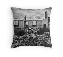 Silverton Ruin Throw Pillow