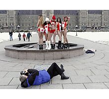 (◡‿◡✿) (◕‿◕✿) I Shoot People Brrr Was IT Cold Out! (◡‿◡✿) (◕‿◕✿) Photographic Print
