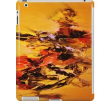 FISH OUT OF WATER (4) iPad Case/Skin