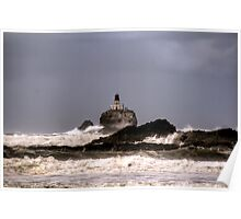 Tillamook Lighthouse Poster