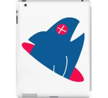 Simplistic Dead Fish Head iPad Case/Skin