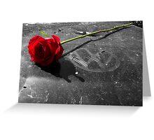 Love/Hate Greeting Card
