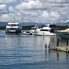 Fiji boats  by Camelot