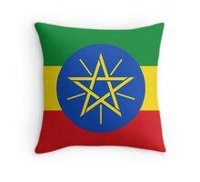 Ethiopia - Standard Throw Pillow