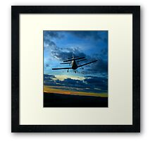 In Form Framed Print