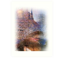 Arizona 2000 Art Print