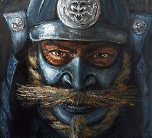 Samurai by Arturas Slapsys