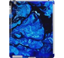 WATER IN MOTION iPad Case/Skin