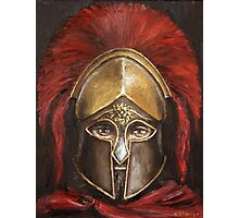 Leonidas  (King of Sparta) Photographic Print