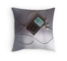 love at first (giga)byte. Throw Pillow