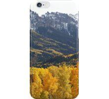 Pinnacle Ridge iPhone Case/Skin