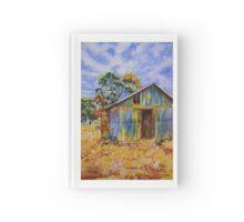Coomelberrup Hut, Dumbleyung, West Australia Hardcover Journal