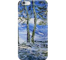 Winter in South Africa iPhone Case/Skin