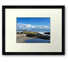 The Picnic (1) Framed Print
