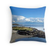 The Picnic (1) Throw Pillow