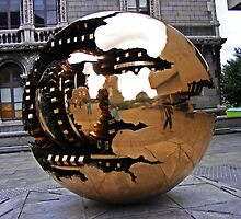 SPHERE WITHIN SPHERE by gracestout2007