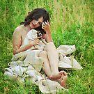 Holding Onto Love by Glenna Walker