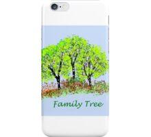 Family Tree iPhone Case/Skin