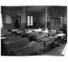 Desktops Before Laptops Poster
