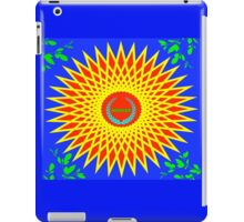 Starburst Coat Of Arms iPad Case/Skin