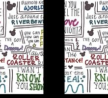 Disney Lyrics #2 by LookItsHailey