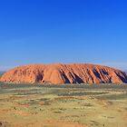 Uluru Splendour by Jillian Holmes