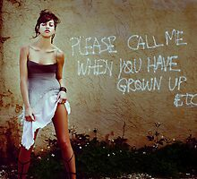 Call me When you grow up by Michael  Key