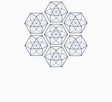 Pattern Cube-octahedron Unisex T-Shirt
