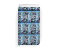 Queen Mary Falls  Duvet Cover