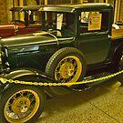 1930 Model A Truck by Bryan D. Spellman