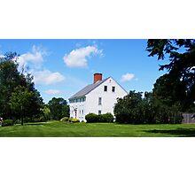 Red Gate Farmhouse 1720 Photographic Print