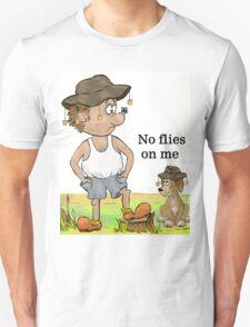 No Flies on Me 2 T-Shirt