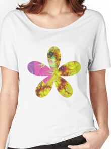 Golden Delusion Women's Relaxed Fit T-Shirt