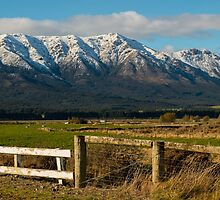 Capped in snow by age-photography