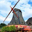 Hartbeespoort windmill - Jasmyn by JandeBeer
