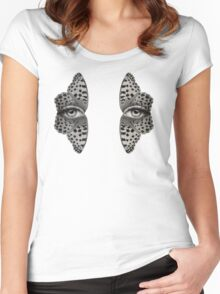 Buttereyes Women's Fitted Scoop T-Shirt