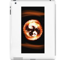 Flame Light iPad Case/Skin