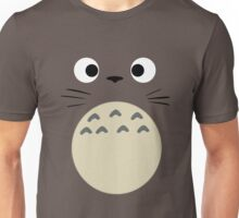 Curiously Totoro Unisex T-Shirt
