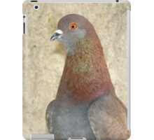 Pinky - Love for Pigeons iPad Case/Skin