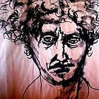 Brett Whiteley. by Richard  Tuvey