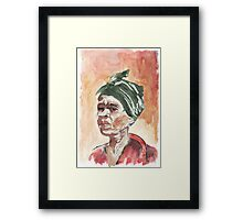 The Essence of Africa - Ethnic series,  Framed Print