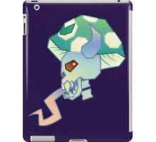 Vinesauce joel skull iPad Case/Skin