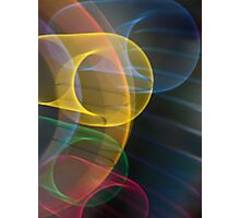 Space Light CII Photographic Print